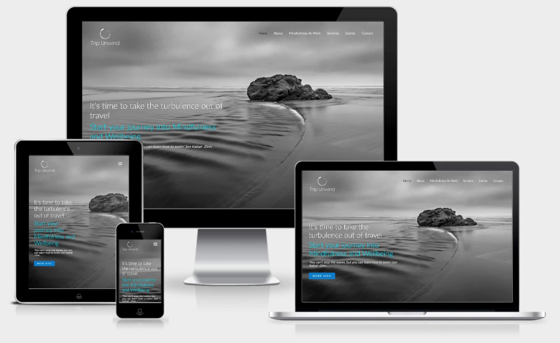 trip-unwind-mpower-webdesign-template