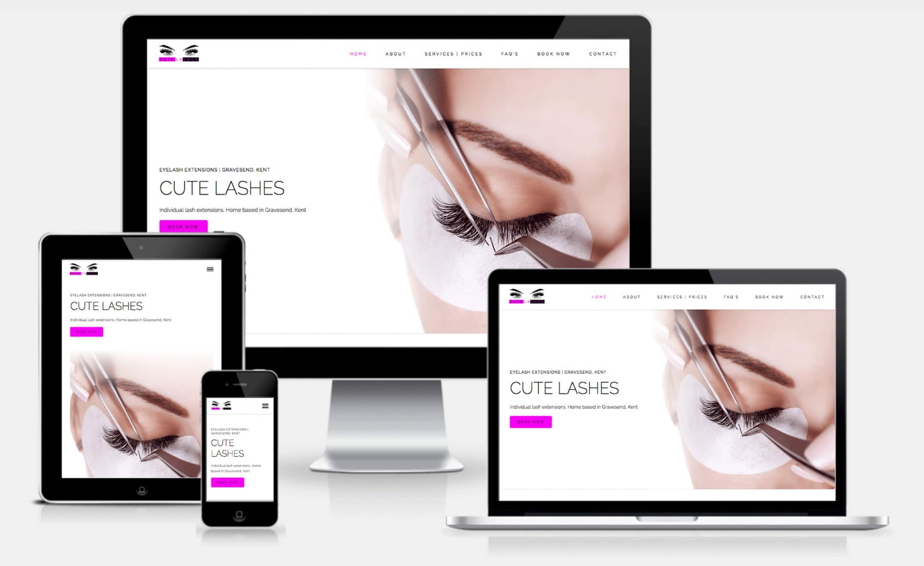 M-Power-beauty-webdesign-Cute-Lashes-website