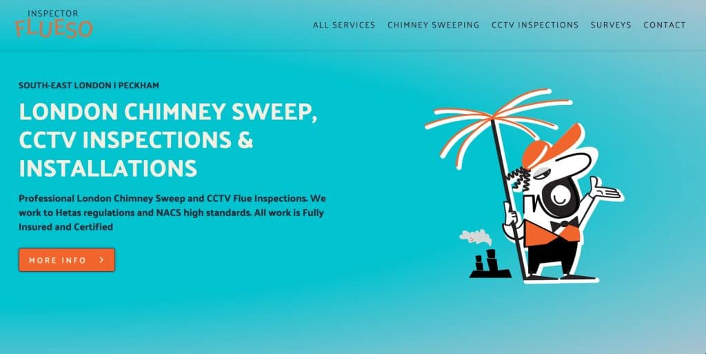 inspector-flueso-chimney-sweep-m-power-web-design-london