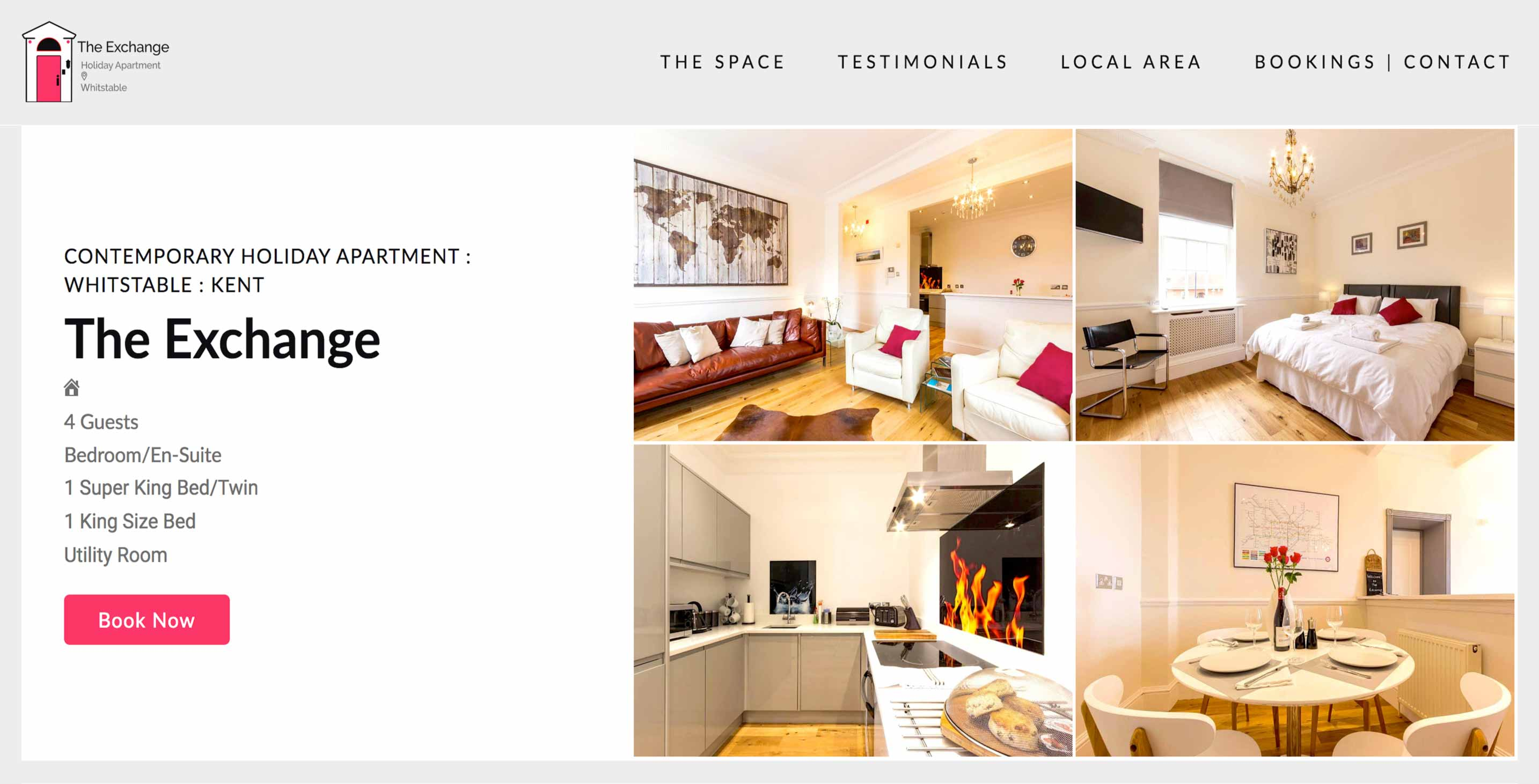 Affordable Web Designer for Creative Professionals | London